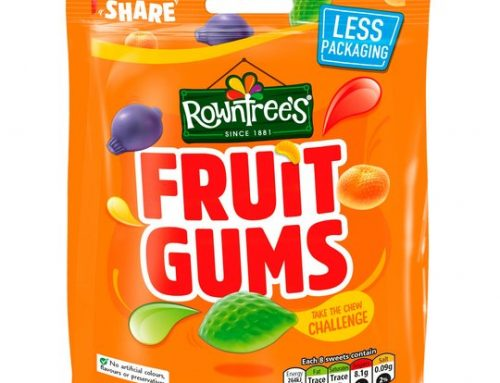 Rowntree Fruit Gums Hang Bag 150g