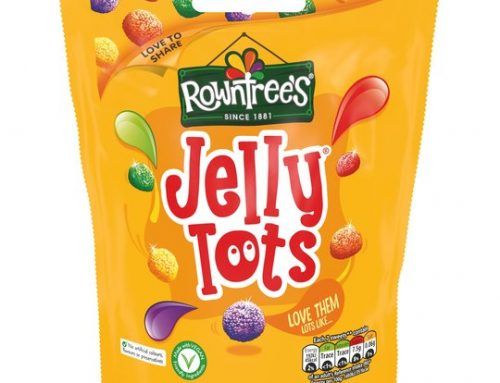 Rowntree Jelly Tots Bag 150g