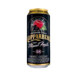 Kopparberg Mixed Fruit Can 4pk